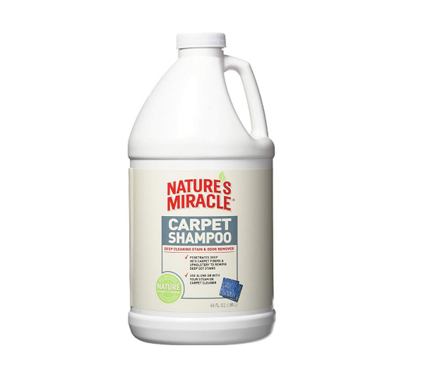 Amazon – Nature's Miracle Stain and Odor Remover Carpet Shampoo Only $5.50, Reg $20.76 + Free Shipping!