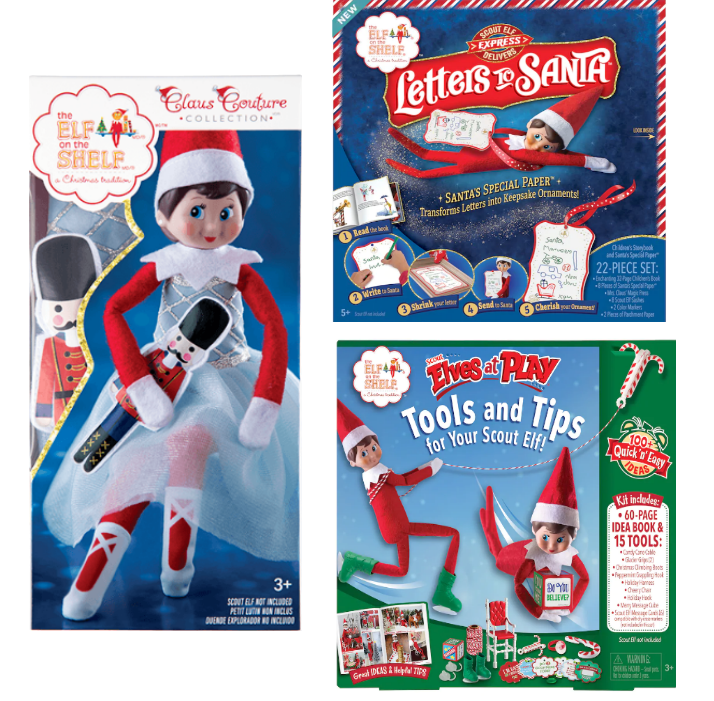 Michaels – 70% Off The Elf on the Shelf Toys (Online AND In-Store)