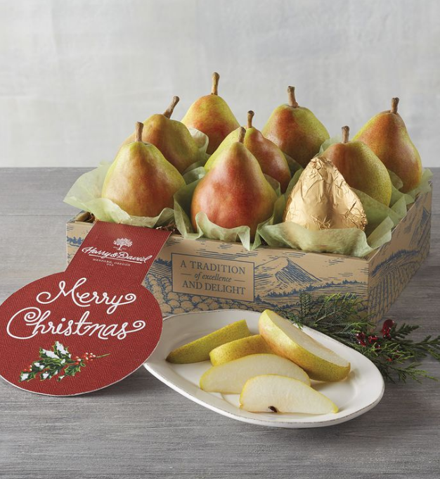 Harry & David – 50% Off Gift Sets + Royal Riviera 5lbs Of Christmas Pears Only $19.99, Reg $34.99 + Free Shipping!