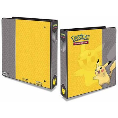 Walmart – Ultra Pro Pokemon Pikachu 2″ 3-Ring Binder Only $12.90 (Reg $13.99) + Free Store Pickup