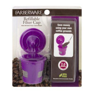 Walmart Mochamate Reusable Keurig K Cup Coffee Filter