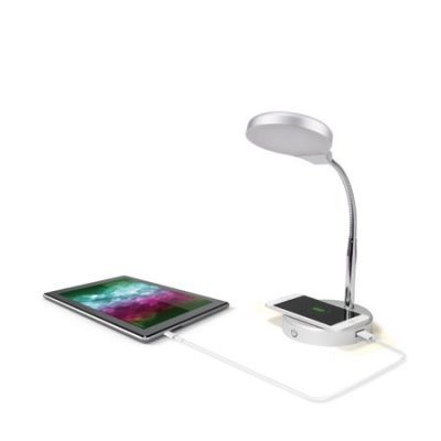 Walmart – Mainstays LED Desk Lamp with Qi Wireless Charging and USB Port Only $10.00 (Reg $19.92 ) + Free Store Pickup