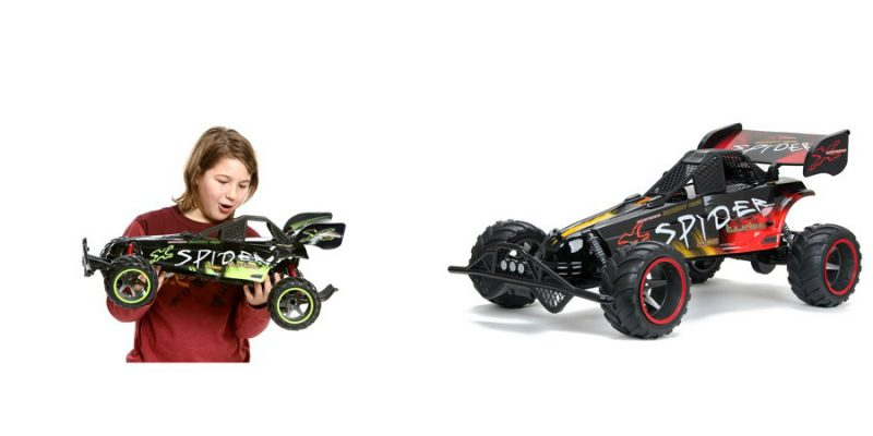 Walmart – New Bright 1:6 Radio Control Spider Buggy Only $29.97 (Reg $69.97) + Free Store Pickup