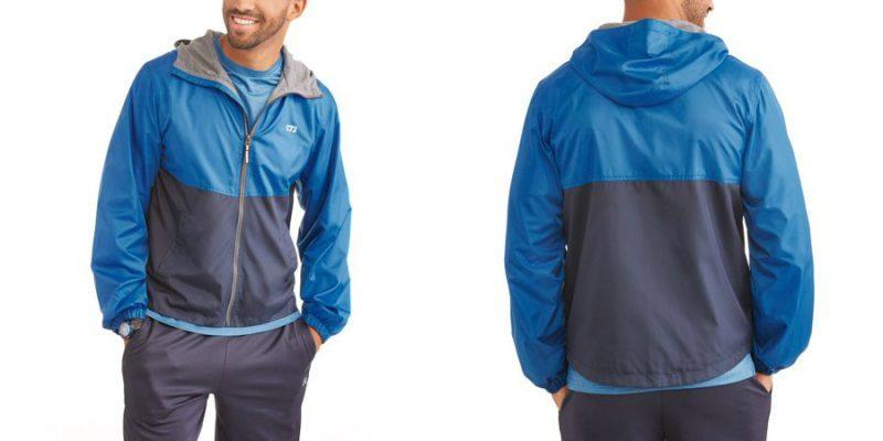 Walmart – Cherokee Men's Hooded Windbreaker Jacket Only $16.77 (Reg $20.00) + Free Store Pickup