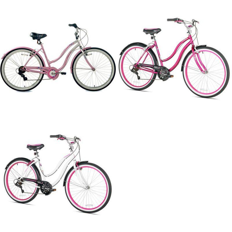 Walmart – Kent 26″ Susan G Komen Adult Cruiser Bike, Pink Only $79.00 (Reg $119.00) + Free Shipping!