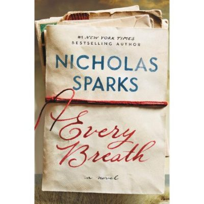 Walmart – Every Breath – Hardcover Only $13.28 (Reg $20.80) + Free Store Pickup