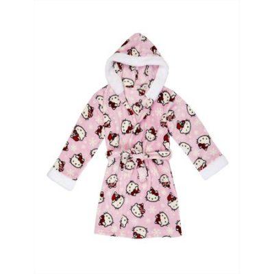 Walmart – Hello Kitty Girls' Hooded Sleep Robe Only $11.00 (Reg $20.50) + Free Store Pickup