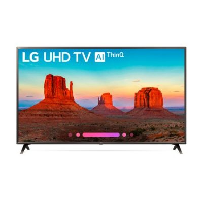 Walmart – LG 65″ Class 4K (2160) HDR Smart LED UHD TV Only $746.99 (Reg $1199.99) + Free Freight Shipping