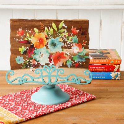 Walmart – The Pioneer Woman Willow 10.4-Inch Cookbook Holder Only $20.27 (Reg $21.84) + Free Store Pickup