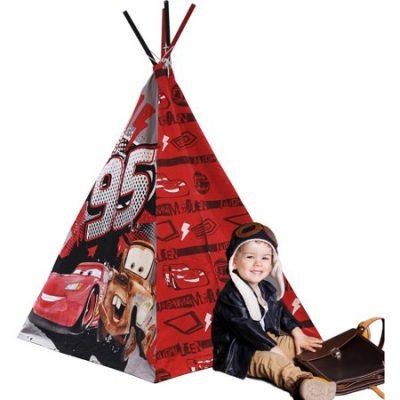 Walmart – Disney Cars Teepee Tent Only $38.09 (Reg $72.21) + Free Store Pickup