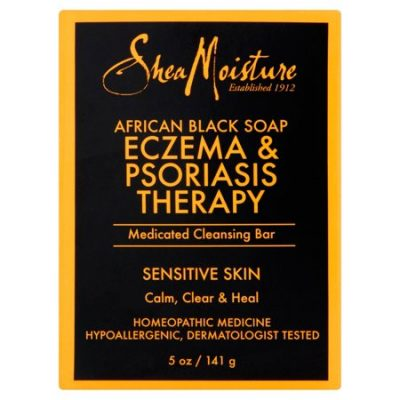 Walmart – Shea Moisture Eczema & Psoriasis Therapy African Black Soap Only $4.18 (Reg $4.97) + Free Store Pickup