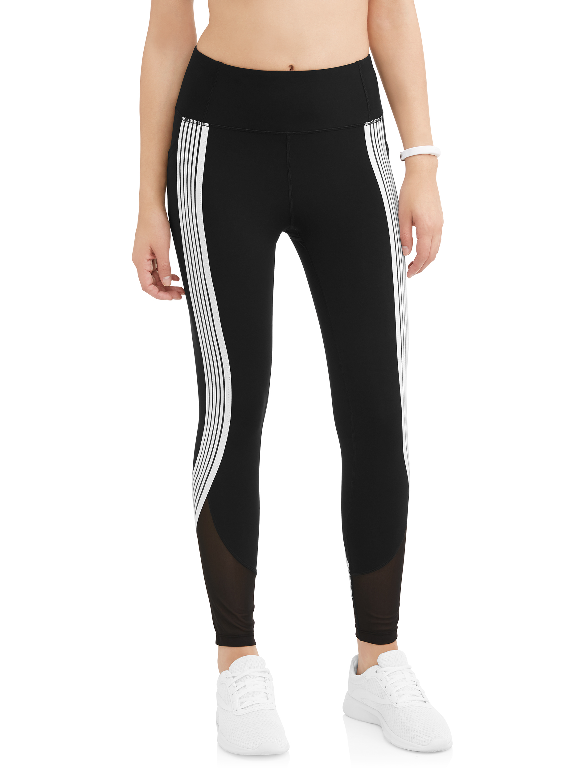Walmart – Avia  Women's Active Stripe It Up Performance Crop Legging Only $13.50 (Reg $14.96) + Free Store Pickup