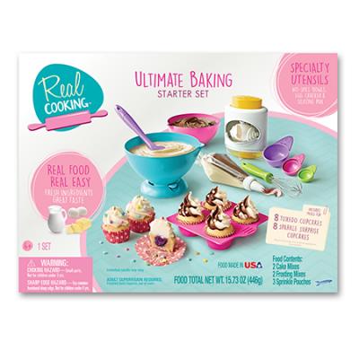 Walmart – Real Cooking Ultimate Baking Starter Set Only $20.99 (Reg $29.99) + Free Store Pickup