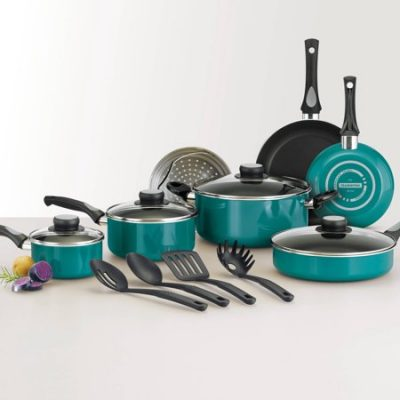 Walmart – Tramontina 15 Piece Select Non-Stick Cookware Set Only $42.86 (Reg $59.00) + Free 2-Day Shipping