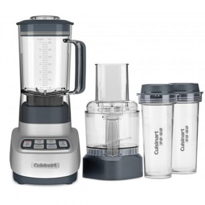 Walmart – Cuisinart Velocity Ultra Trio Blender/Food Processor with Travel Cups Only $117.34 (Reg $149.00) + Free 2-Day Shipping