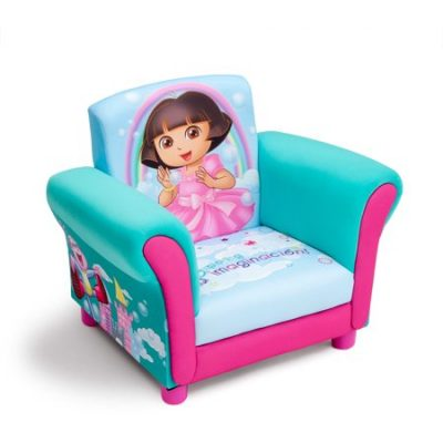 Walmart – Nick Jr. Dora the Explorer Kids Upholstered Chair by Delta Children Only $51.76 (Reg $59.99) + Free Shipping