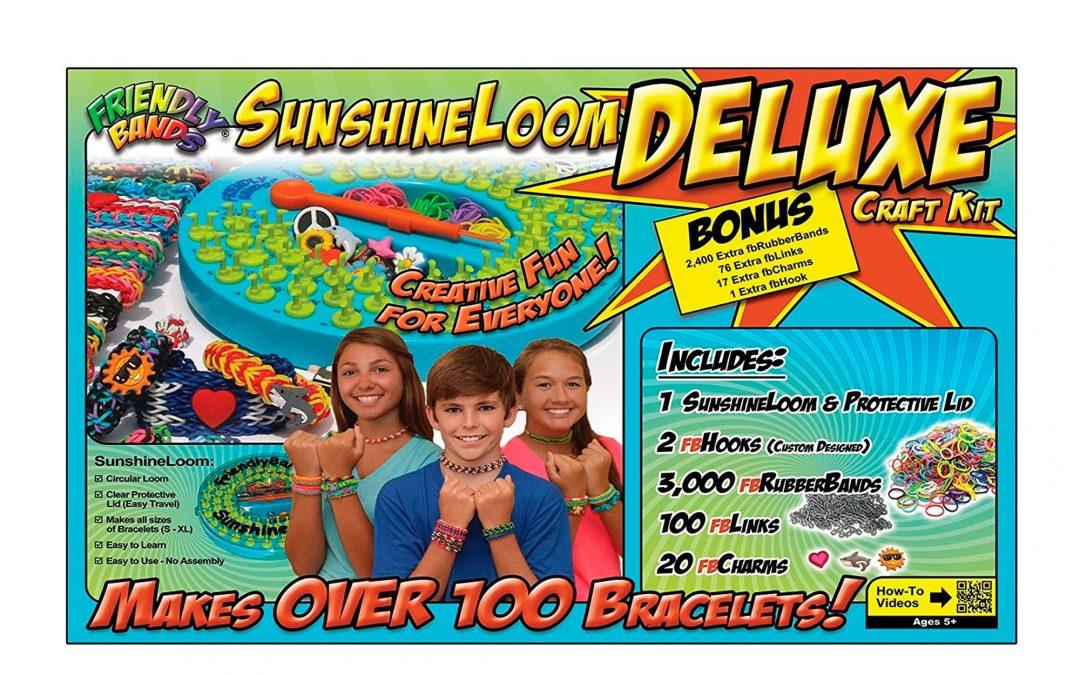 Walmart – Sunshine Loom Deluxe Craft Kit Only $16.47 (Reg $26.99) + Free Store Pickup