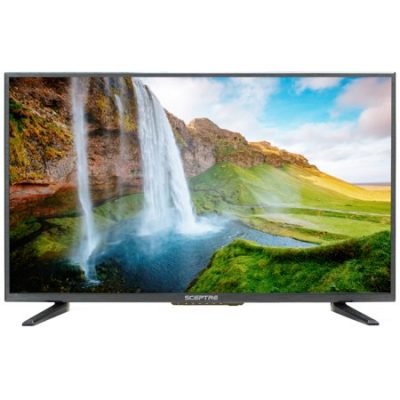 Walmart – Sceptre 32″ Class HD (720P) LED TV Only $99.99 (Reg $179.99) + Free 2-Day Shipping