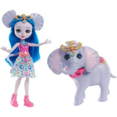 Walmart – Enchantimals Ekaterina Elephant Dolls Only $9.97 (Reg $15.80) + Free Store Pickup
