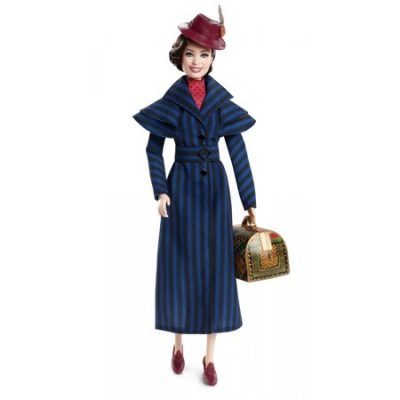 Walamrt – Disney Mary Poppins Returns Mary Poppins Arrives Barbie Doll Only $35.99 (Reg $39.99) + Free Store Pickup