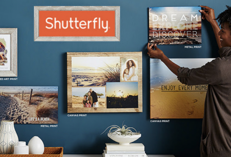 Shutterfly – FREE Large 16×20 Photo Print, Two Free 8X10 Prints & 250 FREE 4×6 Prints Just Pay Shipping!