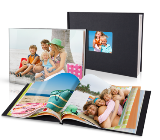 Walmart Photo– Create a5″ x 7″ Hard Cover Photo BookFor Only $4, Plus Free 1 Hour Store Pickup!