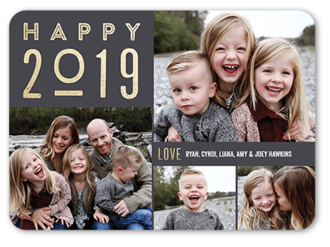 Tiny Prints – 20 New Years Cards ONLY $1.27 + Free Shipping!