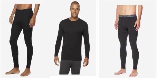 32 Degrees.com – Save up to 75% off and Free Shipping Sitewide! No Minimum Required = Men's Base Layer Leggings $6.99