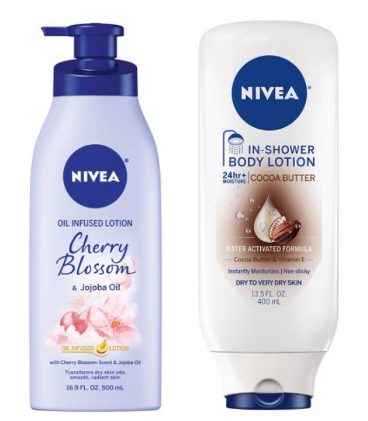 Target – Nivea Lotion Only $1.82 Each After High Value Coupons – PRINT YOUR COUPONS NOW!!!