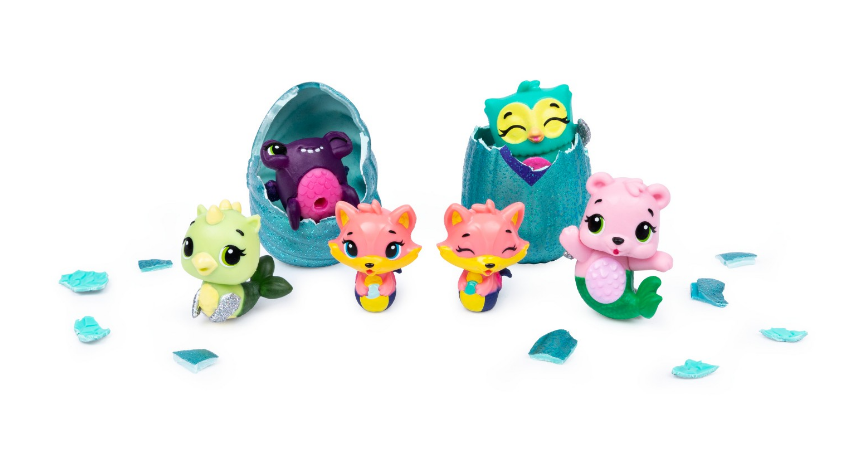 Target.com – Hatchimals CollEGGtibles Mermal Magic 5-Pack Only $2.99 + Free Store Pickup!