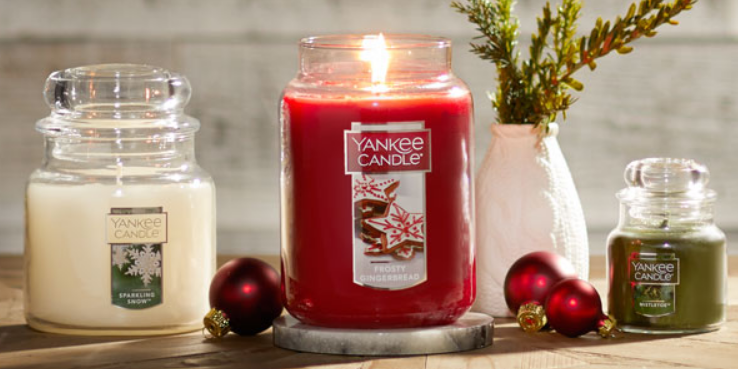 Yankee Candle – Select Small Jar and Small Tumbler Candles Only $5