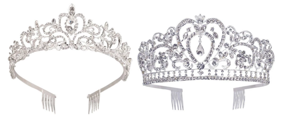Amazon – Crystal Crowns & Tiaras Only $5.39 + Free Shipping!