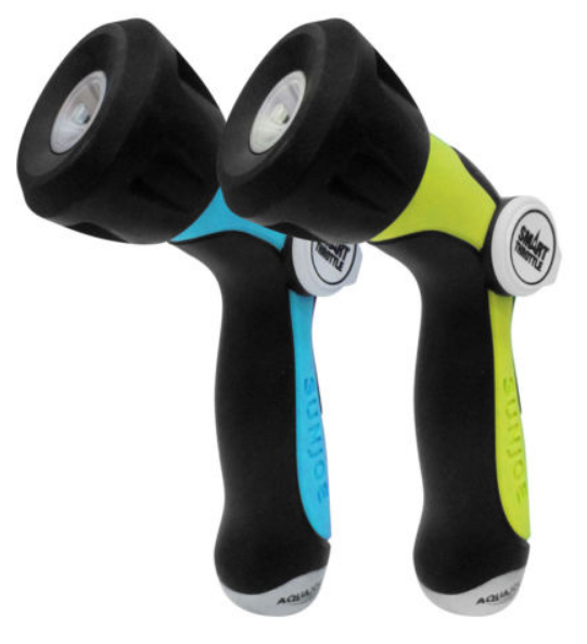 Aqua Joe Adjustable Hose Nozzles w/ Smart Throttle (2-Pack) Only $5 OR (4-Pack) Only $7.50 + Free Shipping!