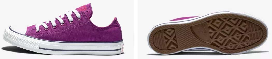 Nike.com – Converse Chuck Taylor All Star Low Tops Only $20.98, Reg $55 + Free Shipping!
