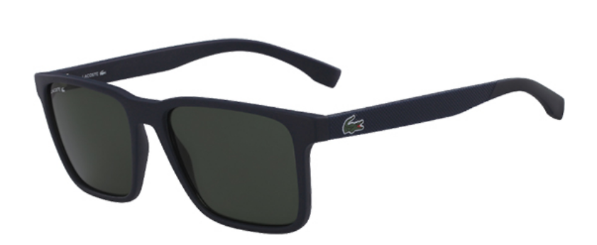 Lacoste Sunglasses – Matte Two Tone Square Classic & More $36 + Free Shipping!