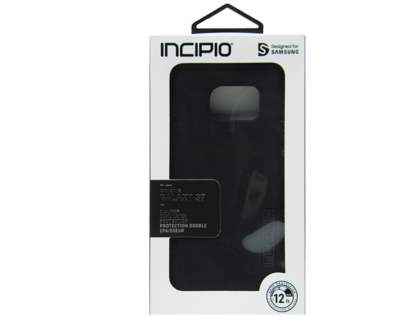 Walmart – Incipio Dual Layer Case for Samsung Galaxy S7 Only $10.97 (Reg $12.95) + Free Store Pickup