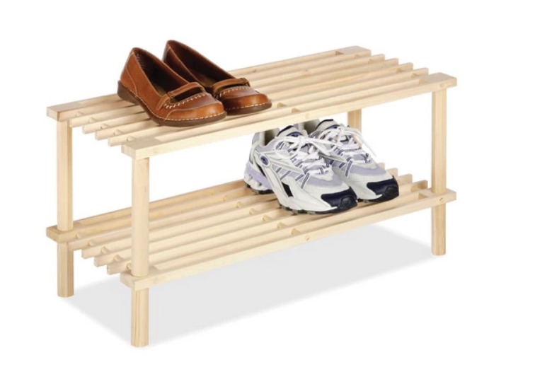 Target – Whitmor 2-Tier Shoe Rack Only $5.04 + Free Shipping!