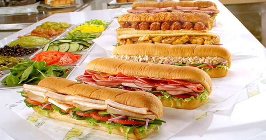 Subway – $3 off Any $3 Order (Mobile App) AND $5 off Any $5 Order Coupon