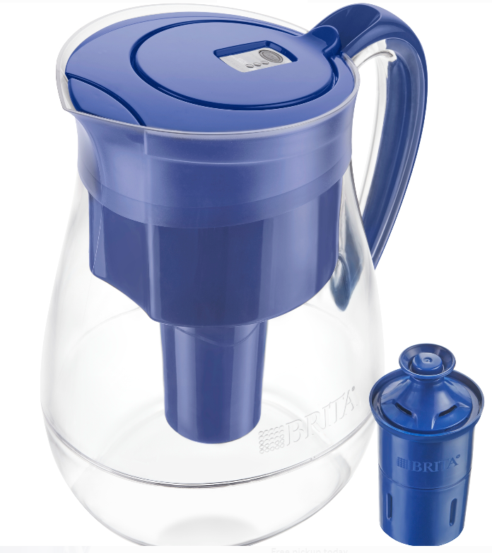 Amazon – Save Up To 33% On Select Brita Water Filter Pitchers (Today Only)