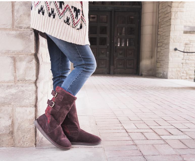Walmart.com – MUK LUKS Women's Mid Calf Boots Only $14.50 (Regularly $56) + Free Store Pickup!