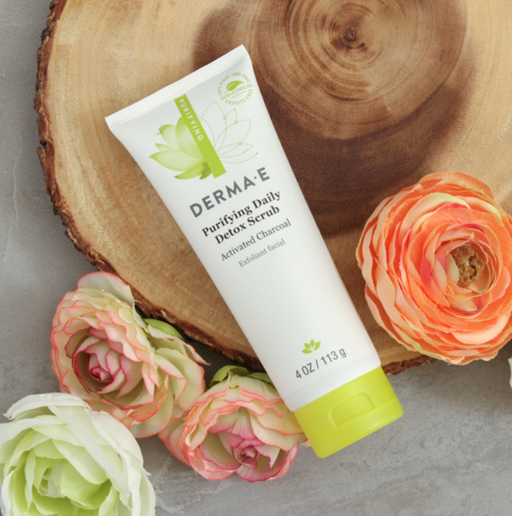 HURRY! FREE Sample of Derma E Purifying Daily Detox Scrub To The First 4000!