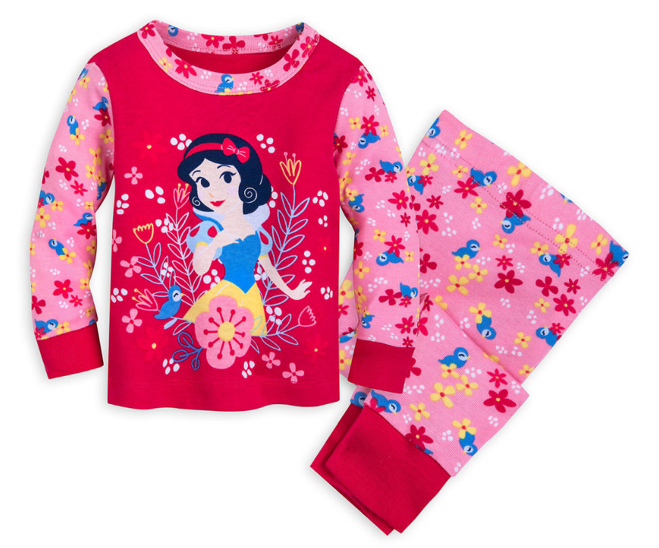 ShopDisney.com – (Today Only) Free Shipping On ALL Orders = Baby Snow White PJ PALS Only $7.99, Reg $16.95
