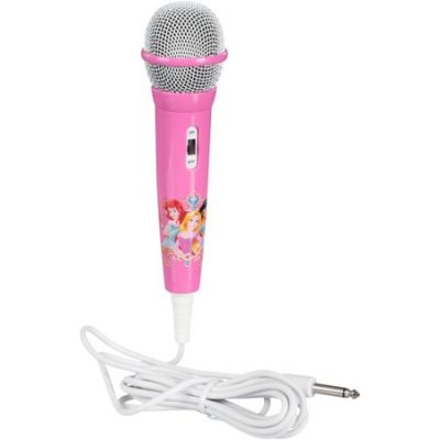 Walmart – First Act® Disney Princess Majestic Microphone Only $13.05 (Reg $16.97) + Free Store Pickup