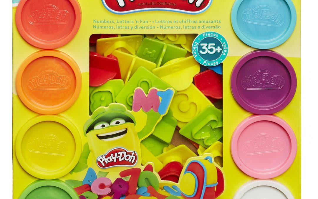 Walmart – Play-Doh Numbers Letters 'N Fun Set Only $6.96 (Reg $9.74) + Free Store Pickup