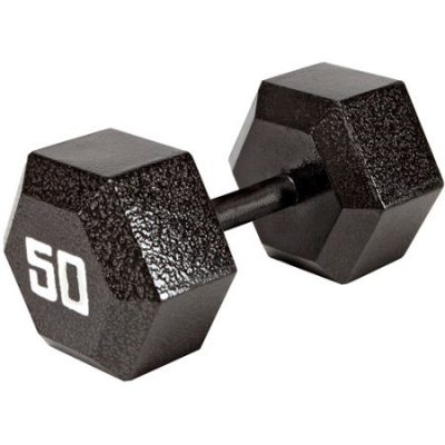 Walmart – Marcy 50 lb EcoWeight Iron Dumbbell Only $39.00 (Reg $52.99) + Free 2-Shipping