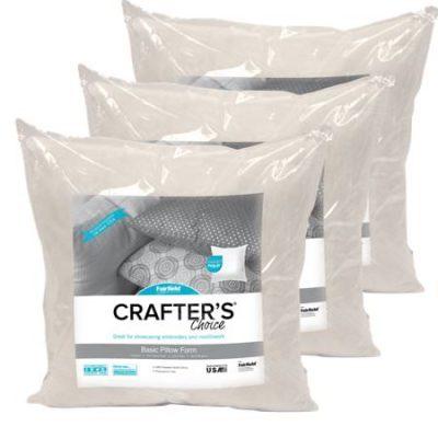 Walmart – Fairfield Crafter's Choice 20″x20″ Pillow Insert Only $10.86 (Reg $14.66) + Free 2-Day Shipping