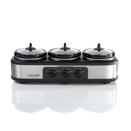 Walmart – Crock-Pot Trio Cook and Serve Slow Cooker and Food Warmer Only $29.92 (Reg $39.99) + Free Store Pickup