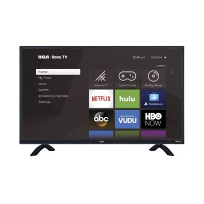 Walmart – RCA 32″ Class HD (720P) Roku Smart LED TV Only $129.99 (Reg $249.99) + Free 2-Day Shipping