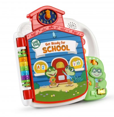 Walmart – LeapFrog Tad's Get Ready for School Book Only $19.88 (Reg $24.99) + Free Store Pickup