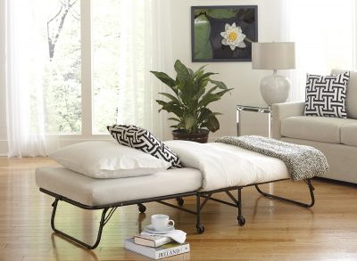 Walmart – DHP Folding Guest Bed Frame with 5″ Mattress Only $85.00 (Reg $109.99) + Free 2-Day Shipping